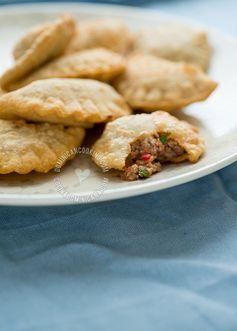 Empanaditas / Pastelitos Recipe (Dominican Savory Turnovers