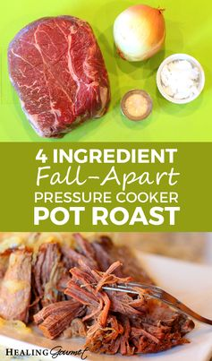 Fall-Apart Pressure Cooker Pot Roast