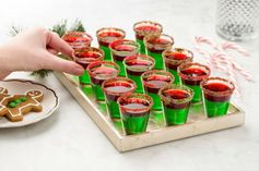 Grinch Jell-o Shots