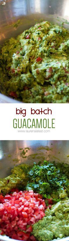 Guacamole for a Crowd