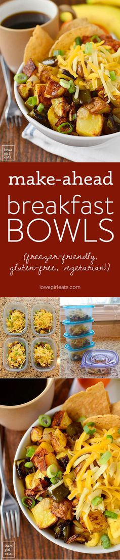 Make-Ahead Breakfast Bowls