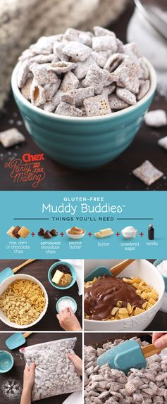 Muddy Buddies™