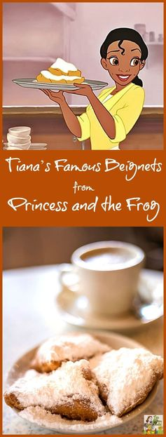 Tiana's Famous Beignets