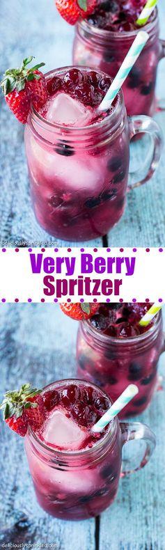 Very Berry Spritzer