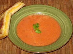 4 Bs Style Cream Of Tomato Soup