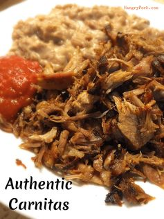 Authentic Carnitas