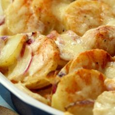 Best Ever Scalloped Potatoes (No Dairy