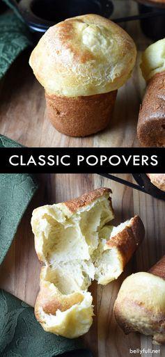 Classic Popovers