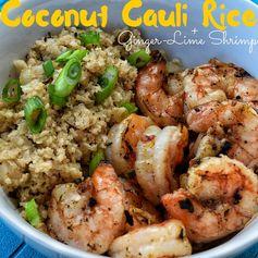 Coconut Cauli Rice