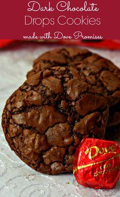 Dove Christmas Chocolate Drops