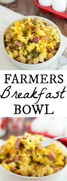 Farmers Breakfast Bowl
