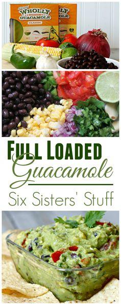 Fully Loaded Guacamole