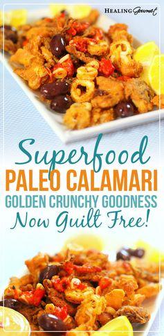 Healthy Paleo Calamari: Printable