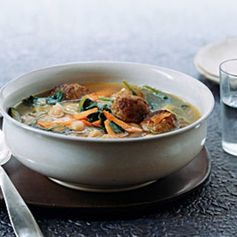 Italian Meatball Soup Rapido