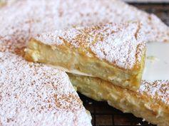 Latteruolo — Italian Pudding Cake