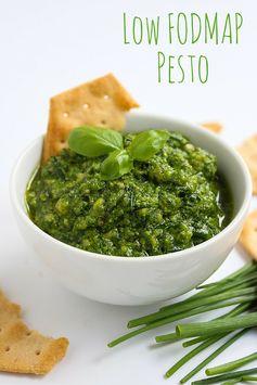 Low FODMAP Pesto