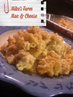Mike's Farm Mac and Cheese