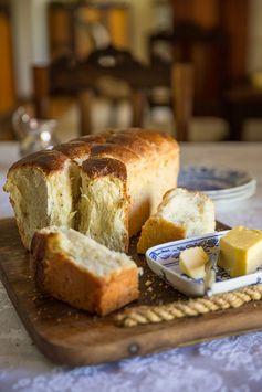 Mosbolletjie bread