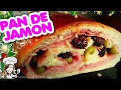 Pan de Jamón Tradicional Venezolano (Receta de Claudio Nazoa