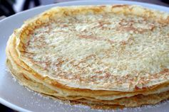 Spanish Style Crepes